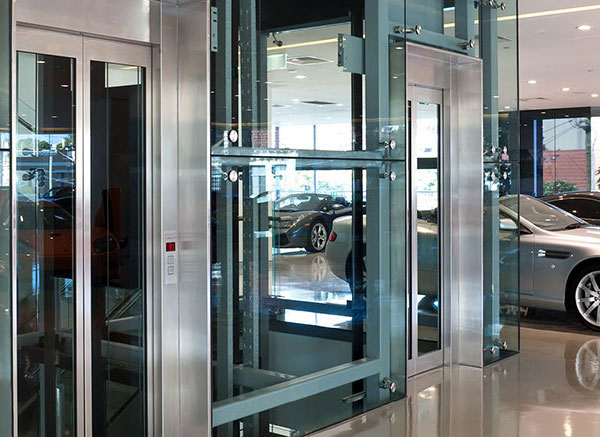 Passenger and Goods Lifts